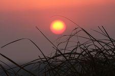 Free Sunset Royalty Free Stock Image - 5378906