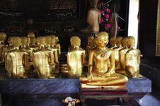 Free Thailand Bangkok Wat Rachanada Stock Photos - 5378933