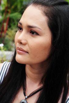 Free Asian Face Royalty Free Stock Photos - 5378938