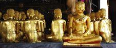 Free Thailand Bangkok Wat Rachanada Stock Photos - 5379023