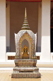 Free Thailand Bangkok Wat Saket Royalty Free Stock Images - 5379429