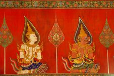 Free Thailand Bangkok Wat Saket Royalty Free Stock Photos - 5379718