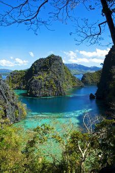 Free Coron Island Paradise 1 Stock Image - 5379761