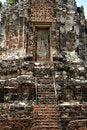 Free Thailand Ayutthaya Wat Ratburana Or Ratchaburana Royalty Free Stock Image - 5386906