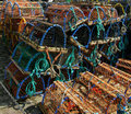 Free Lobster Pots Stock Images - 5389284