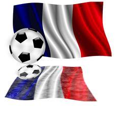 Free Football France Flag Stock Photos - 5380353