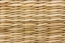 Free Wicker Texture Royalty Free Stock Images - 5380469