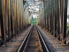 Free Rail_6 Royalty Free Stock Photography - 5380747