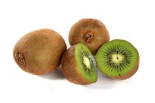 Free Three Kiwi S Royalty Free Stock Photo - 5380945