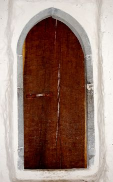 Free Old Church Door Stock Images - 5381134
