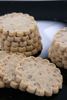 Free Small Cookies Stock Photo - 5381150