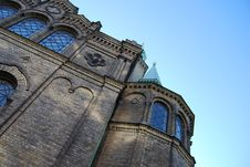 Free St. Pauli Church Stock Photography - 5381622