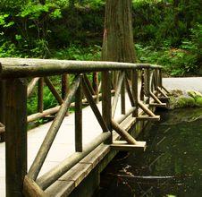Free Bridge Stock Photography - 5381782