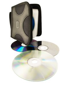 Free Computer Disks Digital White Background Dvd Cd Royalty Free Stock Image - 5381866