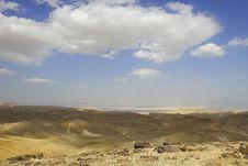 Free Judean Desert Royalty Free Stock Photo - 5382085