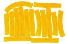 Free Uncooked Pasta Stock Photos - 5382153