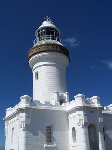Byron Lighthouse Stock Image