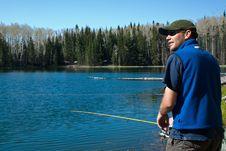 Free Favorite Fishing Hole Stock Photos - 5382313