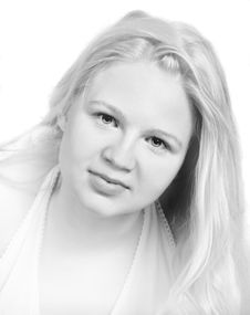 Free Young Beautiful Girl Stock Photos - 5382353