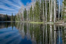 Free Mountain Retreat Royalty Free Stock Photo - 5382415