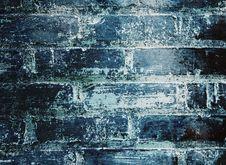 Free Worn Brick Wall Stock Image - 5382711