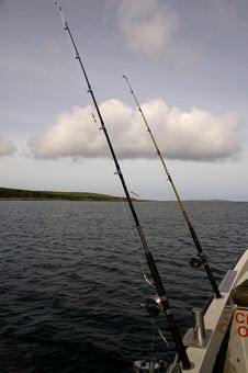 Free Sea Fishing Stock Image - 5383251