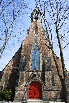 Free St George S Lutheran Church, Toronto Stock Photos - 5385073