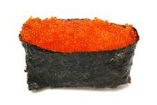 Free Tobikko Sushi Royalty Free Stock Image - 5385386