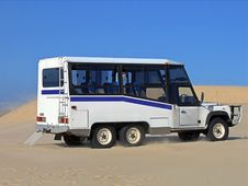 Free Traveling In The Desert Royalty Free Stock Photo - 5385585