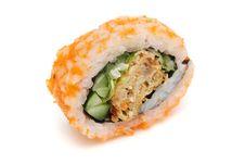 Free Fried Salmon Chumaki Royalty Free Stock Photo - 5386615