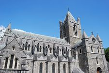 Free Christ Church Cathedral, Dublin Stock Image - 5386631
