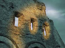 Free Ruins1 Royalty Free Stock Image - 5386696