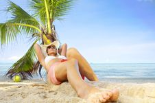 Free Tropic Legs Stock Photo - 5387030