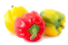 Free Three Peppers. Stock Image - 5387411