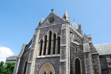 Christ Church Cathedral Stock Images