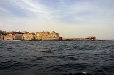 Free Castel Dell Ovo Royalty Free Stock Image - 5387586