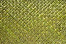 Free Rattan Structure Background Stock Photography - 5387902