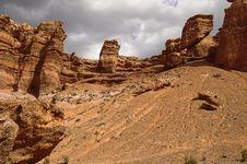 Free High Sand Rock Royalty Free Stock Photo - 5387985