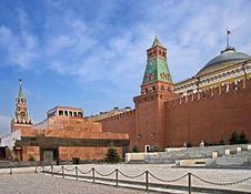 Free Moscow Kremlin 2 Stock Photography - 5388312