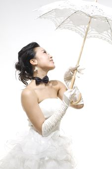 Free Chinese Bride Stock Photo - 5388420