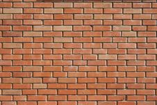 Free Brick Wall Royalty Free Stock Photo - 5388795