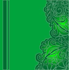 Free Vector Green Background Royalty Free Stock Photos - 5388848