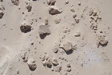 Free Sand And Stones Royalty Free Stock Images - 5388859