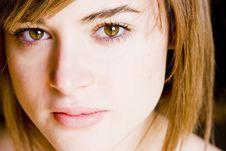 Free Woman Close Portrait Stock Photo - 5389050