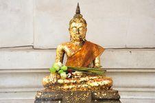 Free Thailand Ayutthaya Phra Sri Sanphet Royalty Free Stock Image - 5389106