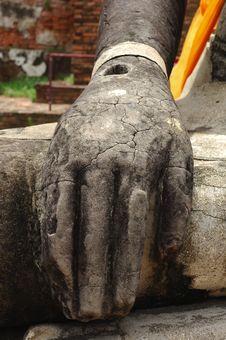 Free Thailand Ayutthaya Wat Phra Mahathat Royalty Free Stock Image - 5389366