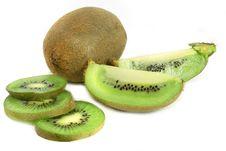 Free Kiwi 9 Royalty Free Stock Image - 5389456