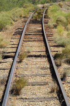 Free Old Railway Stock Photo - 5389620