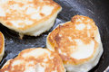 Free Frying Cheese Cakes Royalty Free Stock Photos - 5392798
