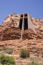 Free Sedona Chapel Of The Holy Cross Stock Image - 5394401